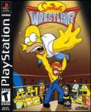 Caratula nº 89596 de Simpsons Wrestling, The (200 x 200)
