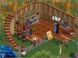 Pantallazo de Sims: Expansion Three-Pack -- Vol. 1, The para PC