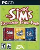 Carátula de Sims: Expansion Three-Pack -- Vol. 2, The