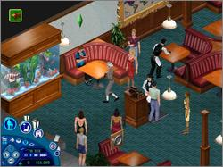 Pantallazo de Sims: Hot Date Expansion Pack, The para PC