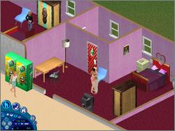 Pantallazo de Sims: Livin' Large Expansion Pack, The para PC