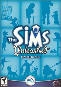 Caratula de Sims: Unleashed Expansion Pack, The para PC