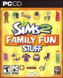 Caratula nº 72814 de Sims 2: Family Fun Stuff, The (200 x 279)