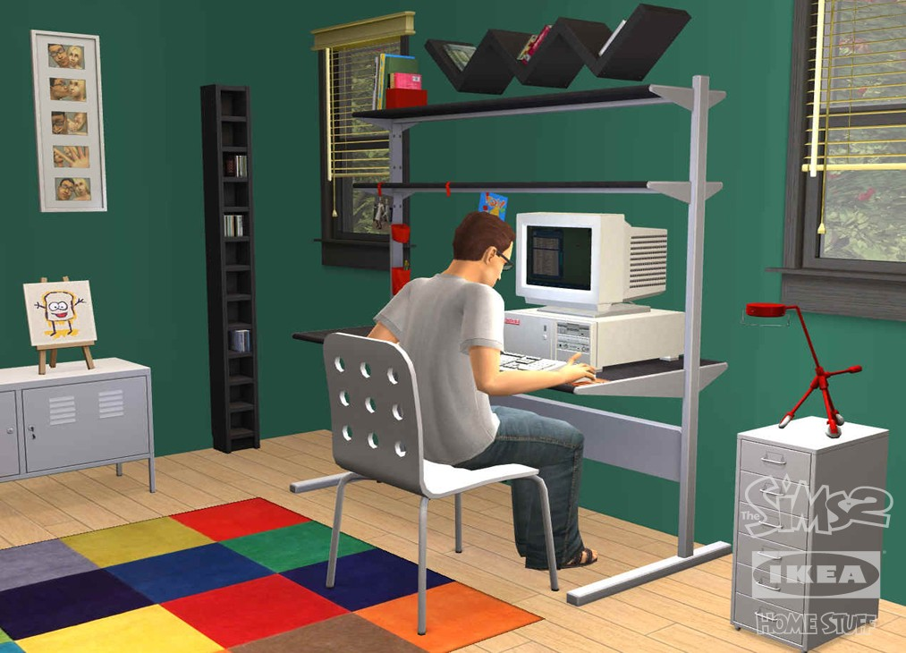 Pantallazo de Sims 2: Ikea Home Stuff, The para PC