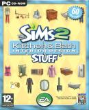 Caratula nº 117833 de Sims 2: Kitchen & Bath Interior Design Stuff, The (711 x 1024)