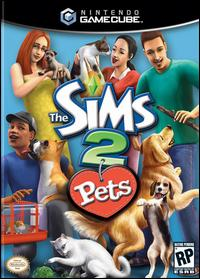Caratula de Sims 2: Pets, The para GameCube