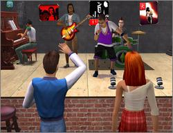 Pantallazo de Sims 2: University, The para PC