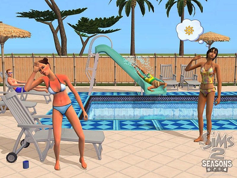 Pantallazo de Sims 2 Seasons, The para PC
