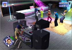 Pantallazo de Sims Bustin' Out, The para Xbox