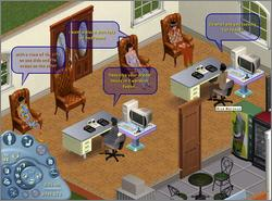 Pantallazo de Sims Online, The para PC