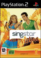 Caratula de SingStar Latino para PlayStation 2
