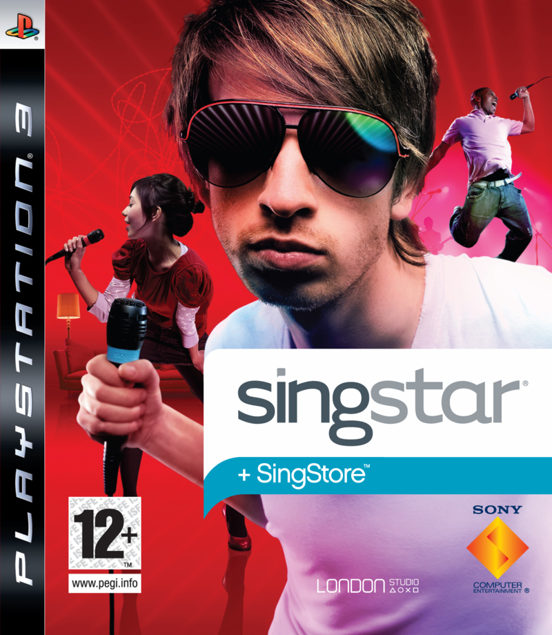 Caratula de SingStar para PlayStation 3