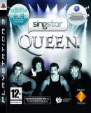 Carátula de Singstar Queen