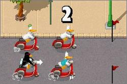 Pantallazo de Sitting Ducks para Game Boy Advance