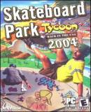 Carátula de Skateboard Park Tycoon: Back in the U.S.A. 2004
