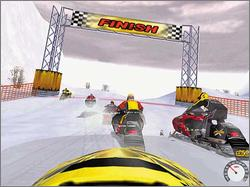 Pantallazo de Ski-Doo X-Team Racing para PC