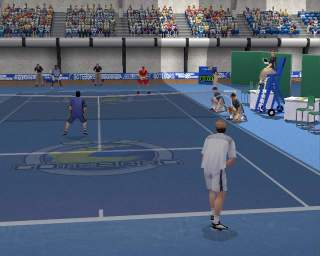Pantallazo de Slam Tennis para PlayStation 2