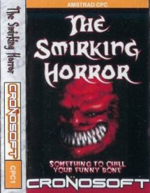 Caratula de Smirking Horror, The para Amstrad CPC