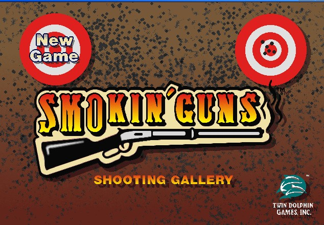 Pantallazo de Smokin' Guns para PC