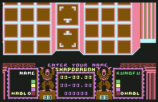 Pantallazo de Snap Dragon para Commodore 64