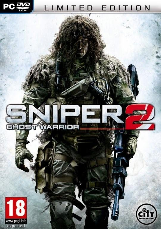 Caratula de Sniper: Ghost Warrior 2 Edición Limitada para PC