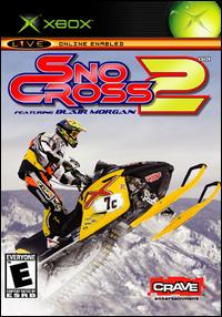 Caratula de SnoCross 2 Featuring Blair Morgan para Xbox