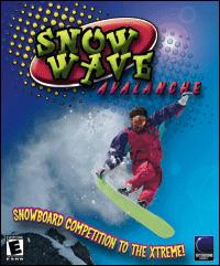 Caratula de Snow Wave Avalanche para PC