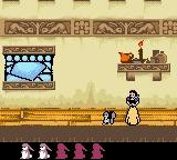 Pantallazo de Snow White And The Seven Dwarfs para Game Boy Color