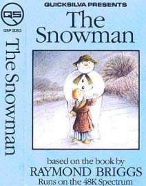 Caratula de Snowman, The para Spectrum
