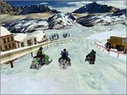 Pantallazo de Snowmobile Championship 2000 [Jewel Case] para PC