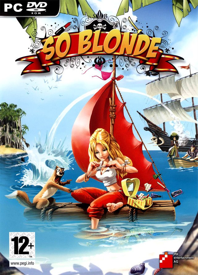 Caratula de So Blonde para PC