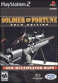 Caratula de Soldier of Fortune Gold para PlayStation 2