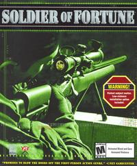 Caratula de Soldier of Fortune para PC