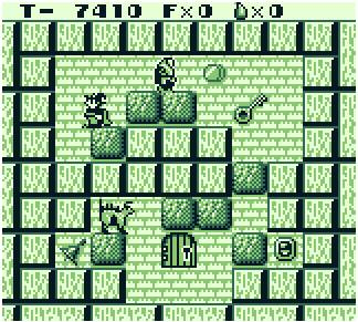 Pantallazo de Solomon's Club para Game Boy