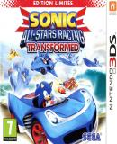 Carátula de Sonic & All-Stars Racing Transformed