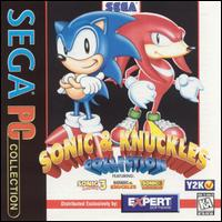 Caratula de Sonic & Knuckles Collection [Jewel Case] para PC