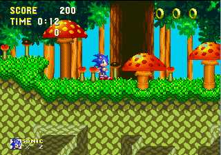 Pantallazo de Sonic & Knuckles Collection para PC