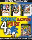Carátula de Sonic Action 4 Pack