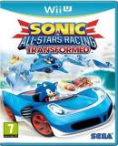 Carátula de Sonic All-stars Racing Transformed