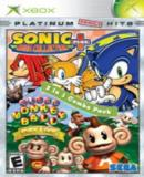 Carátula de Sonic Mega Collection Plus & Super Monkey Ball Deluxe