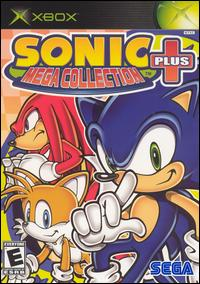 Caratula de Sonic Mega Collection Plus para Xbox