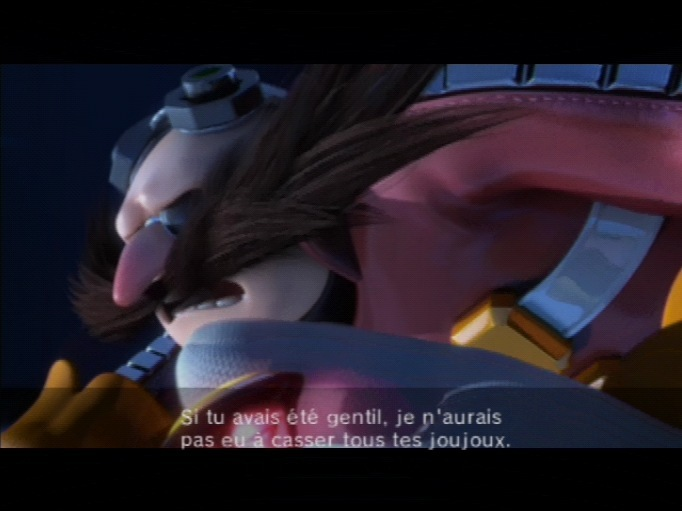 Pantallazo de Sonic Unleashed para PlayStation 2