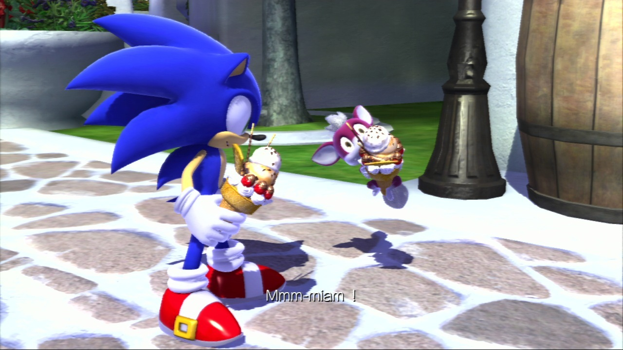 Pantallazo de Sonic Unleashed para PlayStation 3