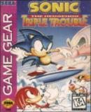 Caratula nº 212158 de Sonic the Hedgehog: Triple Trouble (245 x 339)