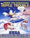 Carátula de Sonic the Hedgehog: Triple Trouble