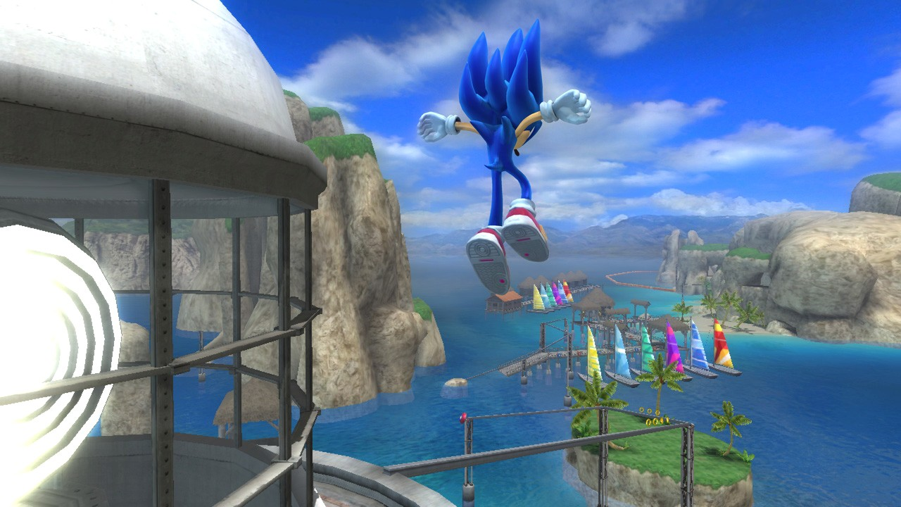 Pantallazo de Sonic the Hedgehog para Xbox 360