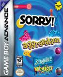 Carátula de Sorry!/Aggravation/Scrabble Junior