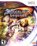 Caratula nº 119400 de SoulCalibur Legends (640 x 909)