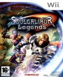 Caratula nº 134439 de SoulCalibur Legends (640 x 893)