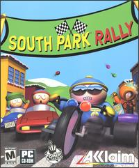 Caratula de South Park Rally para PC
